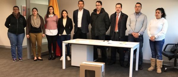 Inició la jornada electoral presidencial 2018 para la segunda vuelta en el Consulado de Colombia en Canberra
