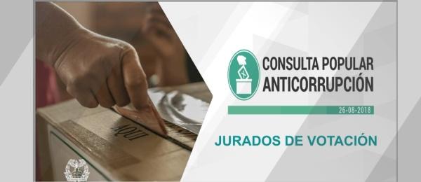 Consulado de Colombia en Canberra abre convocatoria de jurados de votación para la Consulta Popular Anticorrupción que se realizará del 20 al 26 de agosto